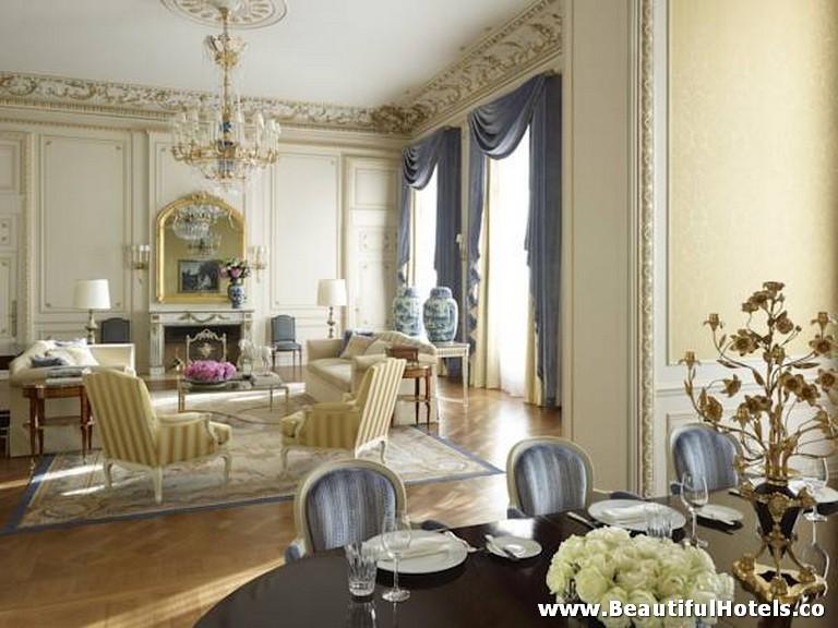 Shangri-La Hotel (Paris, France) 29