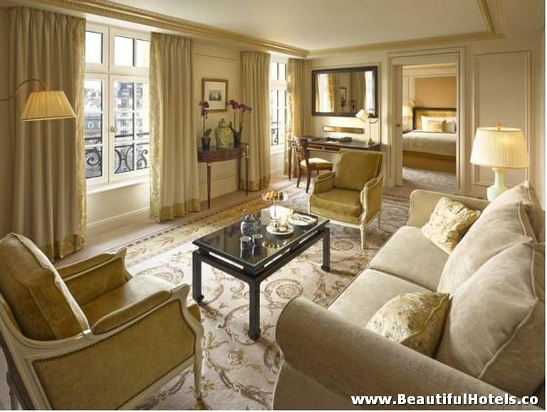 Shangri-La Hotel (Paris, France) 5
