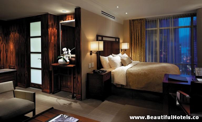 Shangri-La Hotel Vancouver (Vancouver, Canada) *****