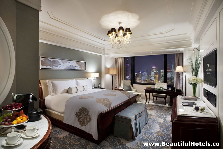 Waldorf Astoria Shanghai on the Bund (Shanghai, China) *****
