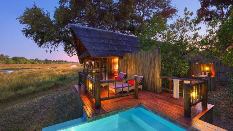 Khwai River Lodge, Botswana
