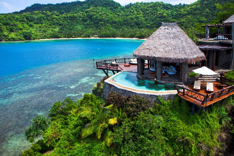 Laucala Resort, Fiji