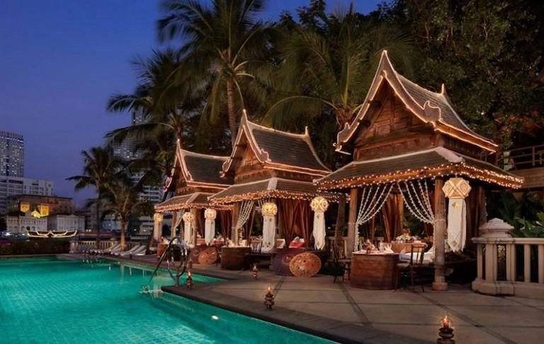 The Peninsula Bangkok (Thailand)