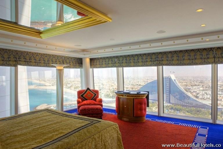 Burj Al Arab Jumeirah (Dubai, United Arab Emirates)