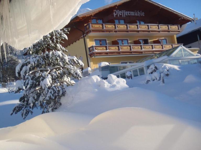 Hotel Pfeffermühle (, Austria)