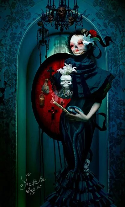 Natalie Shau illustration