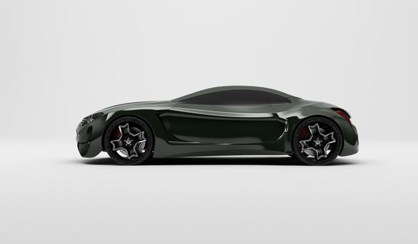 Jaguar cocept car