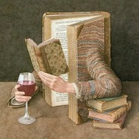 The Surreal books by Jonathan Wolstenholme