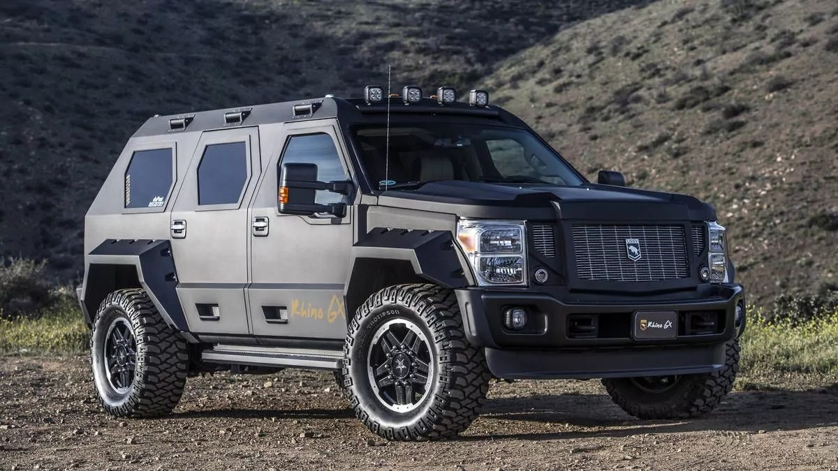 Best Large Luxury Suv On The Market Ussv Rhino Gx