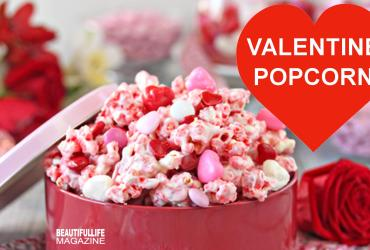 This Valentine Popcorn snack mix starts with a bright pink,crunchy popcornthat's packed with strawberry flavor. It's totally addicting and really good on its own, so if you want to keep things simple you can just make the popcorn and call it a day.