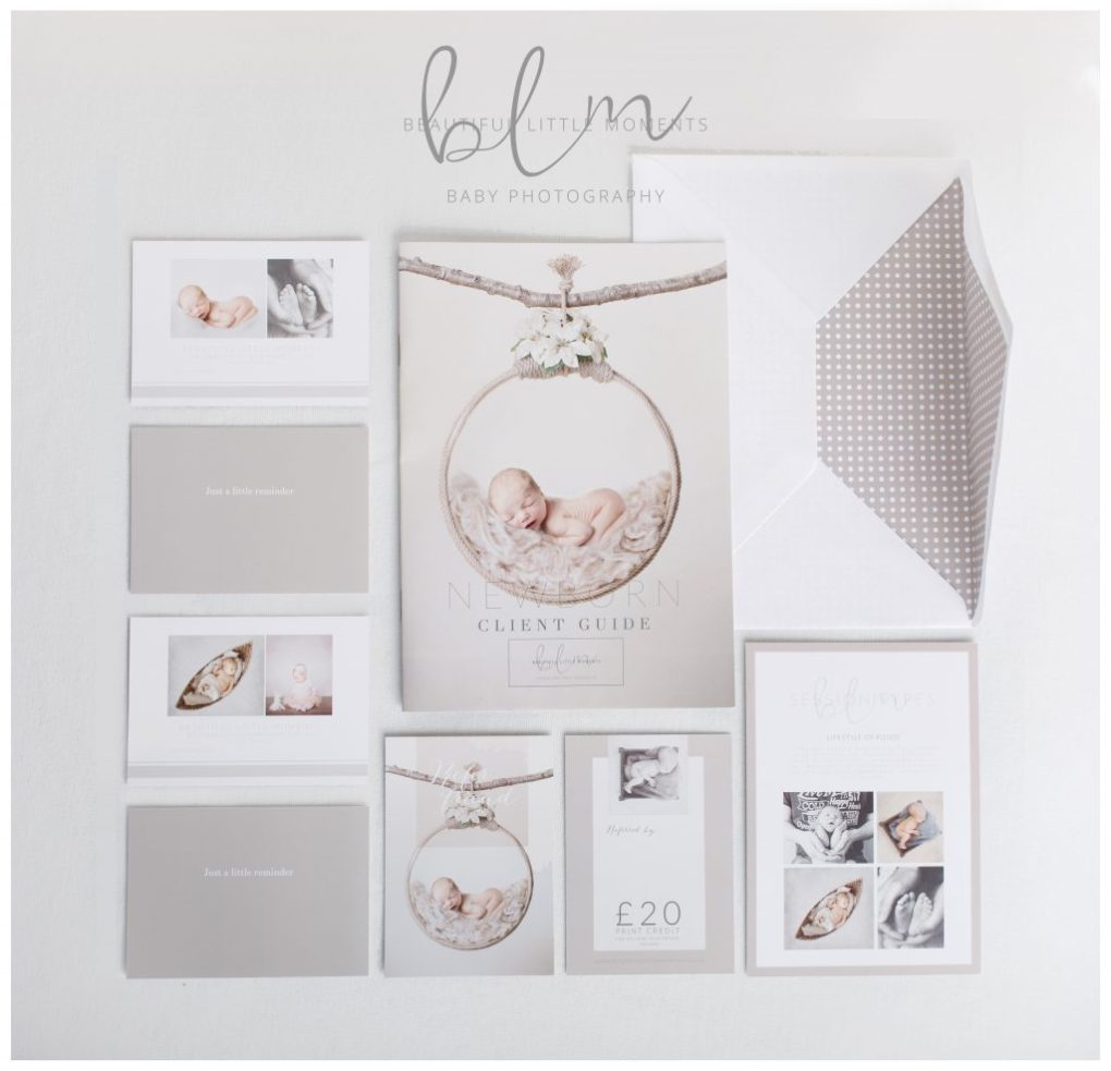beautiful little moments newborn welcome pack