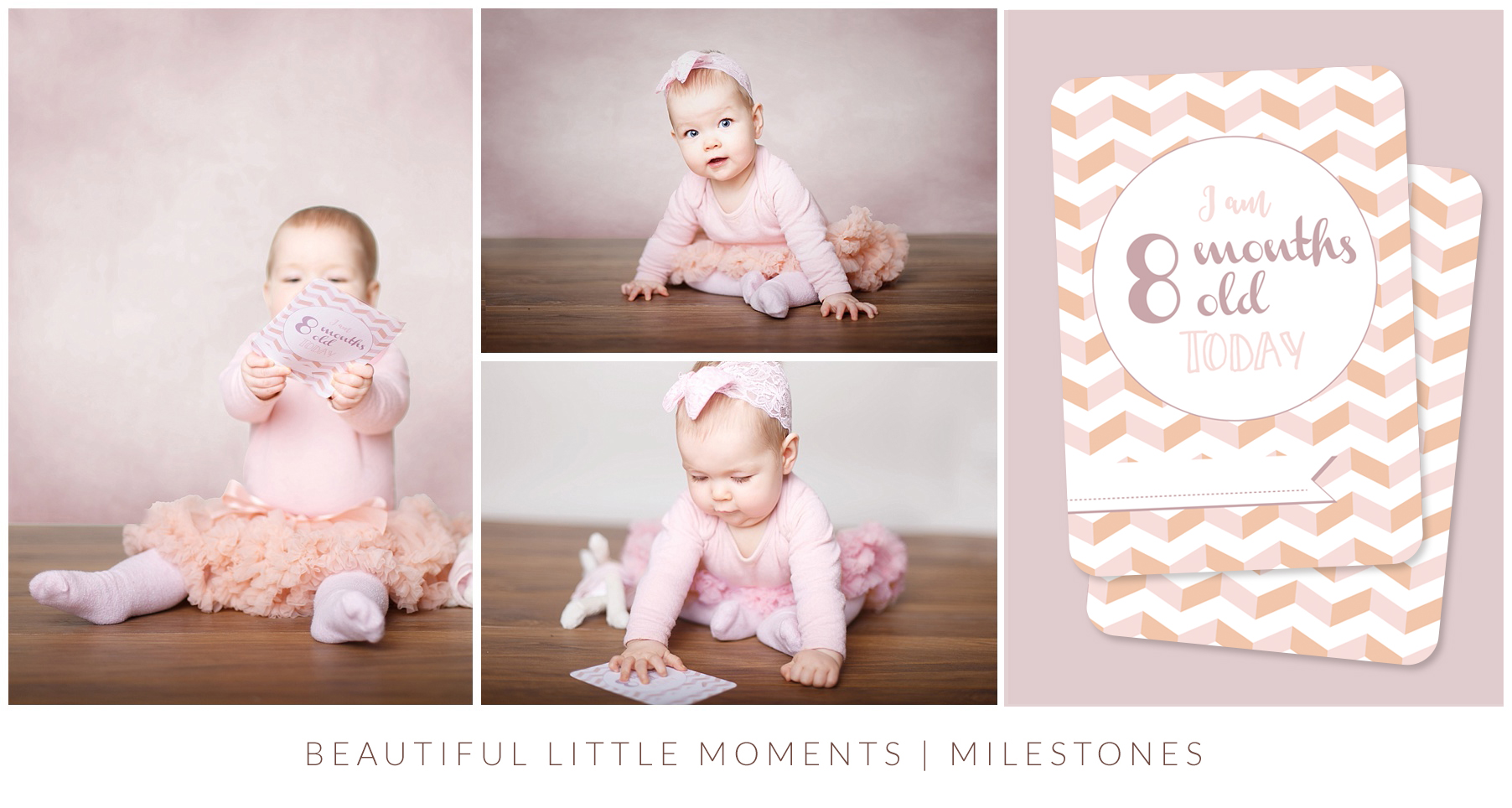 8 month milestone photos