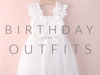 Birthday Props, Outfits & Ideas