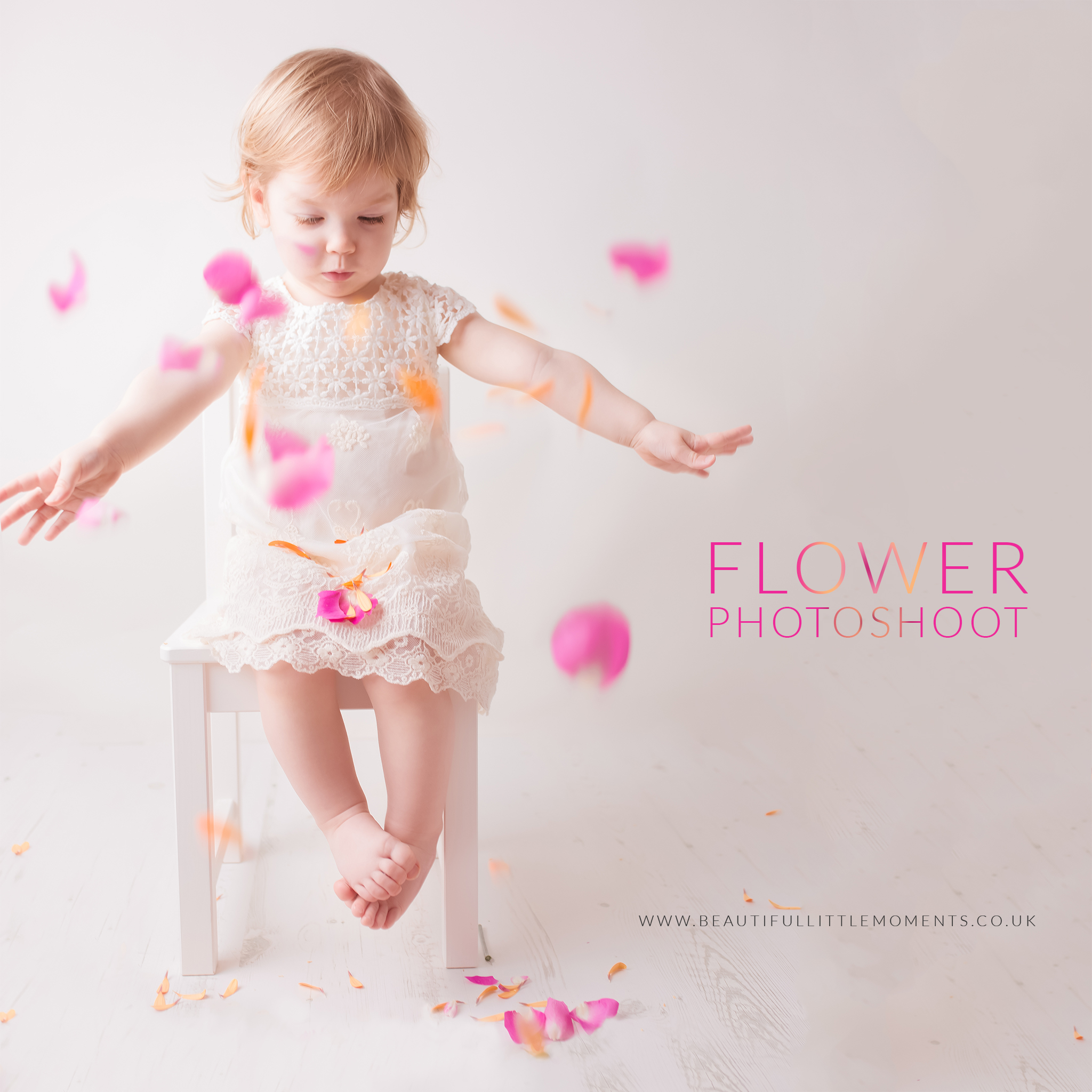 flower and petal mini shoot epsom surrey