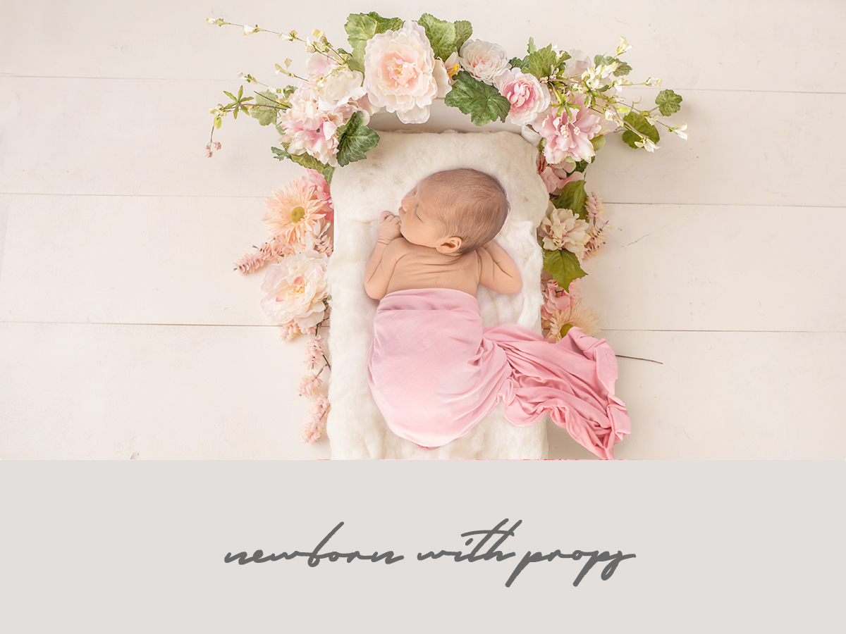 Beautiful Baby Photographs With Props
