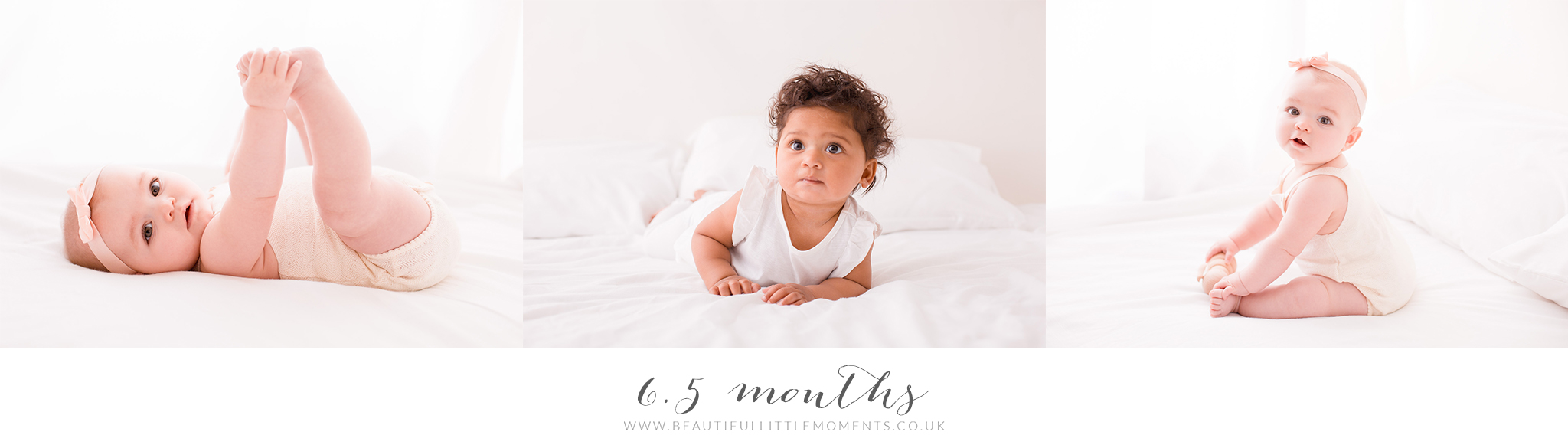 baby photography 6.5months