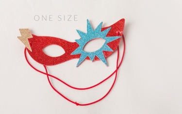 birthday-props-superhero-mask