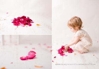 girl-photoshoot-pink-petals-flowers-epsom-surrey-1