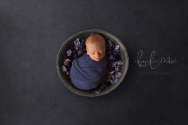 posed-props-newborn-studio-session-baby-photography-epsom-surrey