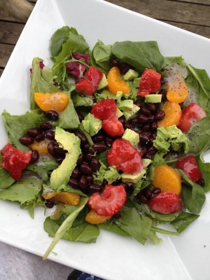 sweet salad