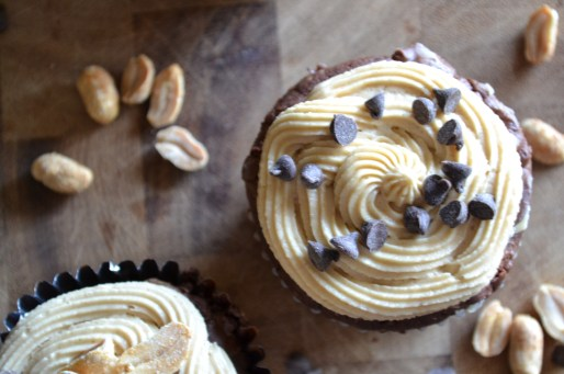Chocolate-Truffle Cupcakes 2