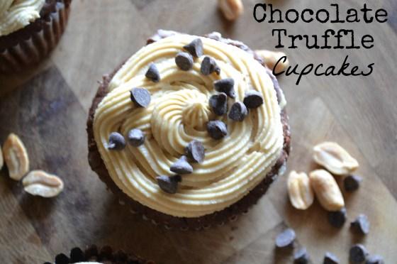 Chocolate-Truffle Cupcakes 5