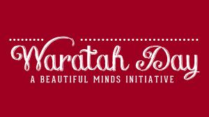 Waratah Day banner