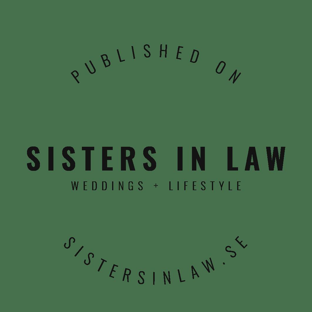 sister in law wedding blog
