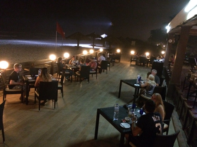 Dolphin Beach Restaurant at Crowne Plaza Salalah