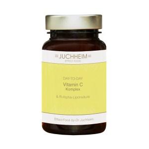 Vitamin C Komplex & R-Alpha-Liponsäure - Effect-Food by Dr. Juchheim