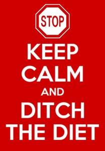 Weightloss Wednesday - Ditch the Diet Update