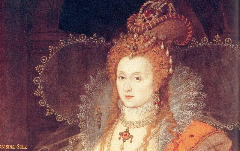 Beauty History The Elizabethan Era