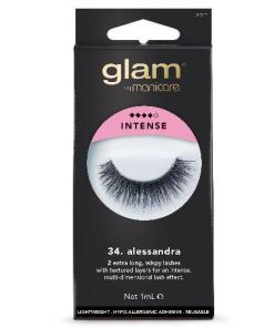 Manicare Glam Alessandra Lashes (Intense)