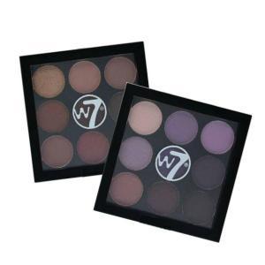 W7 Naughty Nine Eyeshadow Palette