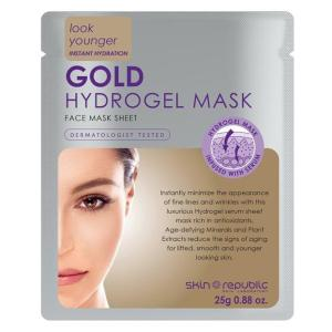 Skin Republic Gold Hydrogel Face Mask