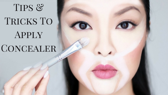Tips And Tricks to Apply Concealer