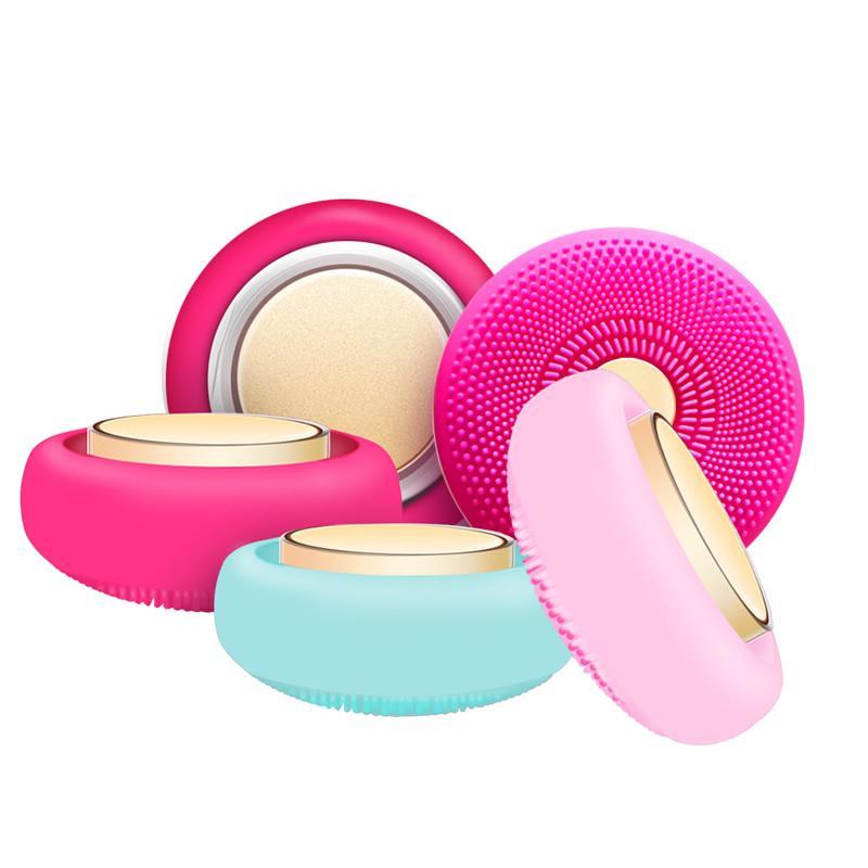 Ultrasonic Vibration Face Washing Brush