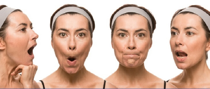 facial muscle exercises