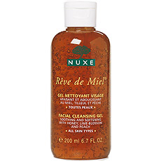 Is Honey Beneficial For The Skin?  nuxe facial cleansing gel body