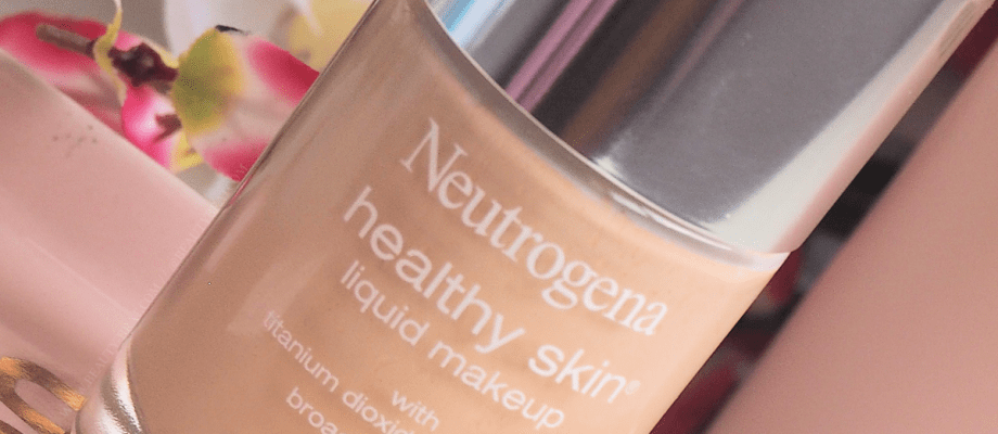 Neutrogena Healthy Skin Liquid Makeup | Dry Skin