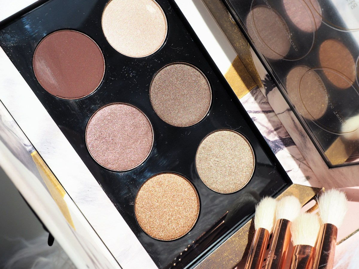 Pat McGrath Mthrshp Subliminal Platinum Bronze Eyshadow Palette