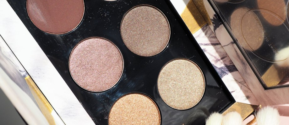 Pat McGrath MTHRSHP Subliminal Platinum Bronze Eyeshadow Palette