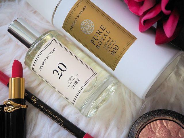 FM Fragrances #20 & Perfumed Body Spray #900