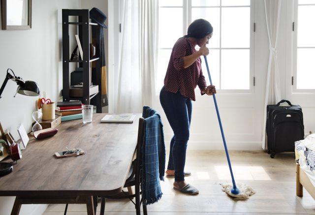 Ne faites plus le ménage!