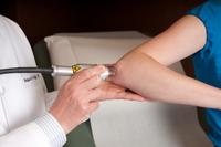 علاجالاكزيميا والصدفيه بالاكزيمر ليزر