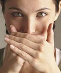 التخلص من رائحه الفم المزعجه