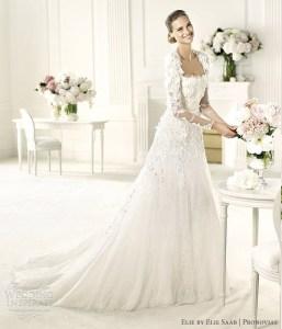 فساتين زفاف لمصممين لبنانين