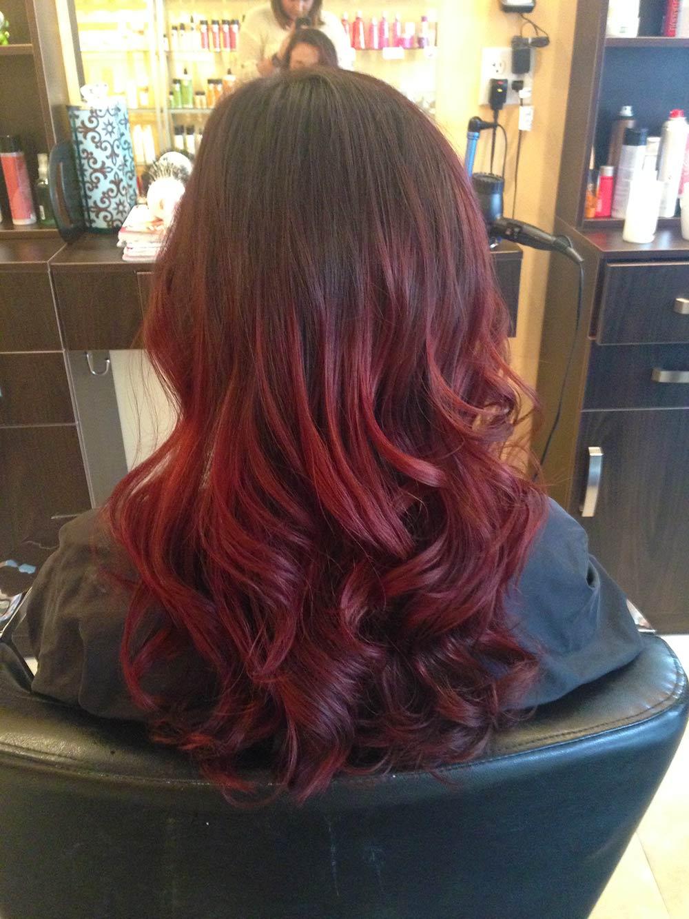 Hair Color And Hair Cut Gallery Oceanside