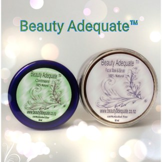 Beauty Adequate 30Ml Ointment & Facial-Scrub