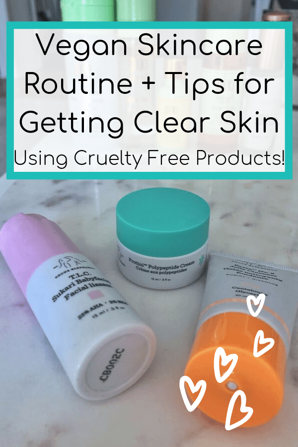 Vegan Skincare Routine Tips for Clear Skin
